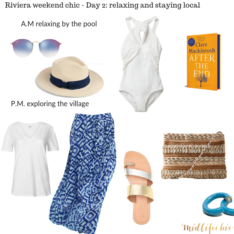 What to pack for a long weekend on the French Riviera