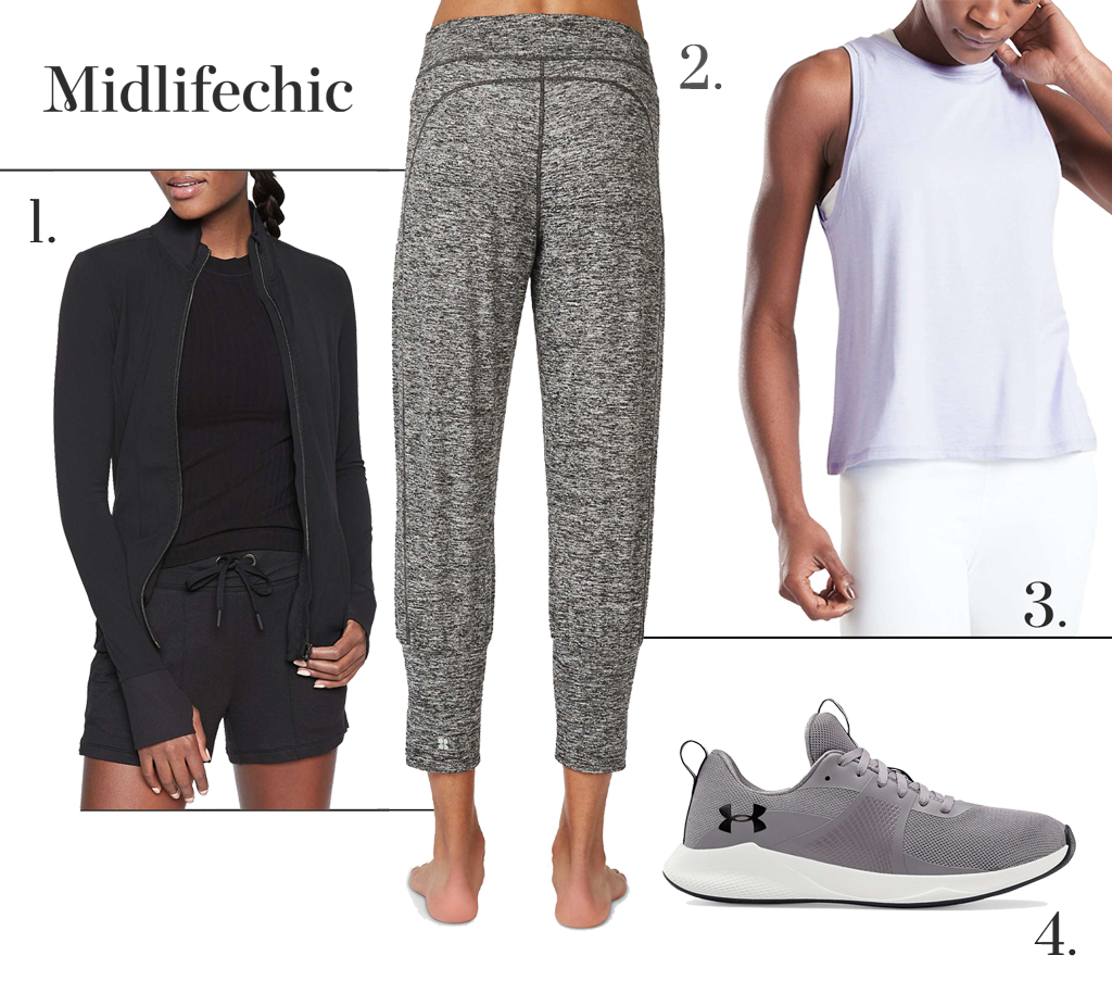Athleisure - how to style it when you're over 40