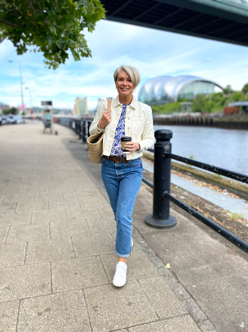 What to wear for a city break over 50