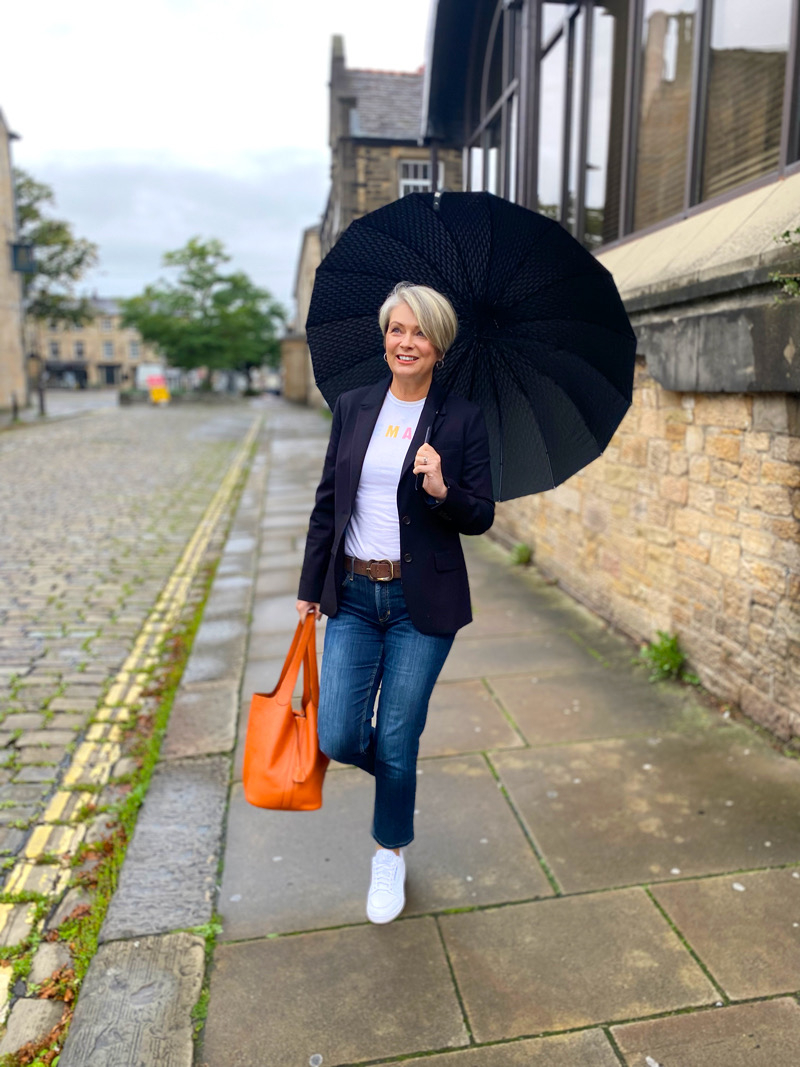Midlifechic casual chic over 50
